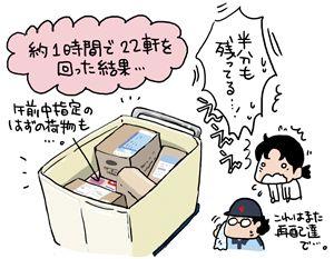 同行して初めて見える、配達現場~日本郵政グループ労働組合~