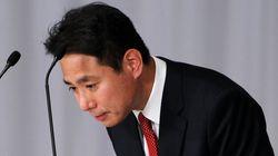 民進党の前原誠司代表が辞任表明
