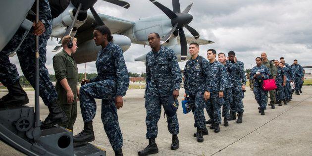 ※写真はイメージです(アメリカの海兵隊)