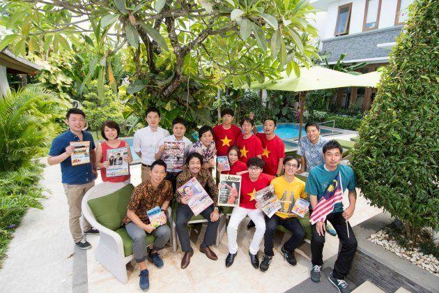 東南アジアNo.1の日本語メディアを目指して〜PT. KiuPlat Media代表取締役