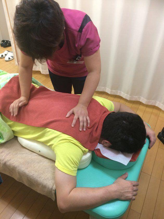 「日本一の整体師になりたい」障がい者が夢を語れる整体院