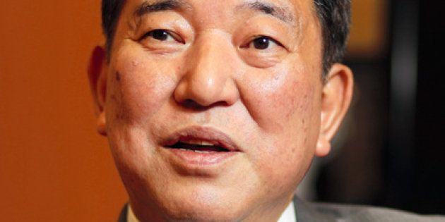 石破氏「進次郎さんはポスト安倍ではない」