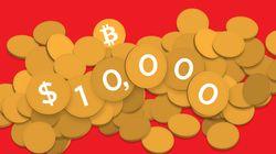 ビットコインがついに1万ドルを突破 仮想通貨の世界はこれから何が起きるのか?