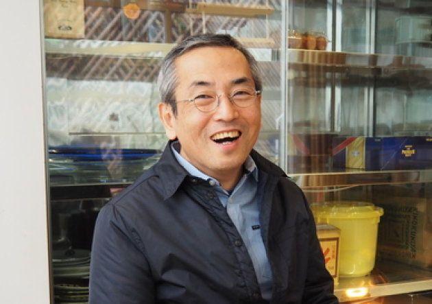 """土井善晴さんが""""伝説の塩むすび""""のレシピを伝授。大切なのは「形よりも、食べて美味しいこと」"""