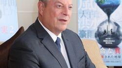 「地球温暖化は嘘っぱち」と叫ぶトランプ大統領の誕生に、アル・ゴア氏は何を思うのか
