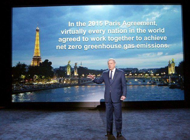 『不都合な真実2:放置された地球』より