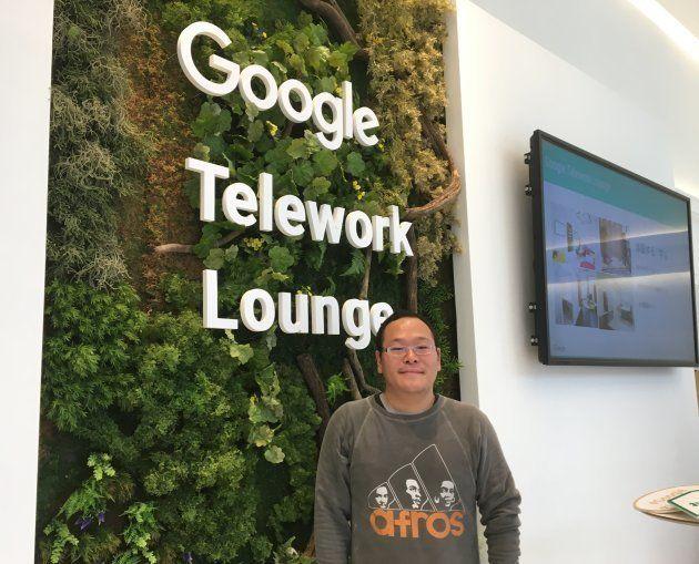 Googleの山本裕介さん