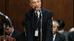 森友文書の「昭恵氏」記載、佐川氏は「把握」 太田理財局長が答弁