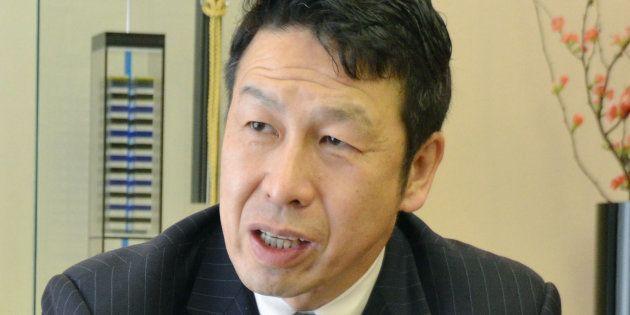 """米山隆一・新潟県知事、""""女性問題で辞職""""の報道受けて会見"""
