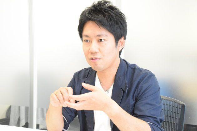 グリービジネスオペレーションズの福田智史社長