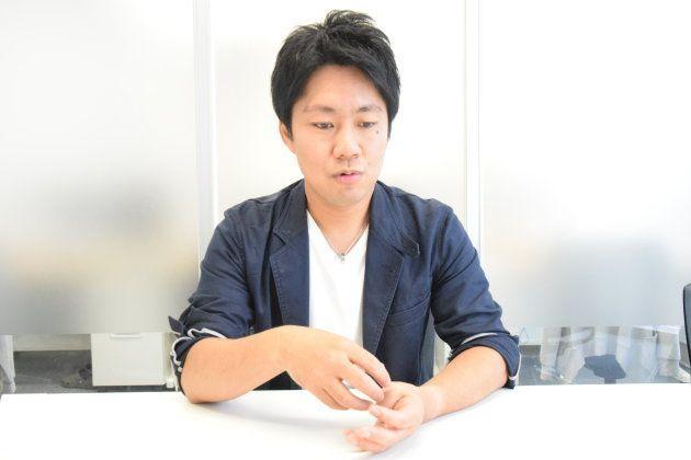 福田社長は「グリーの業績が上向きのままであれば、GBO社の現状はなかった」と語る