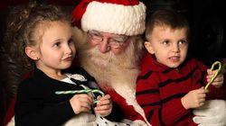 サンタクロースは実在するか