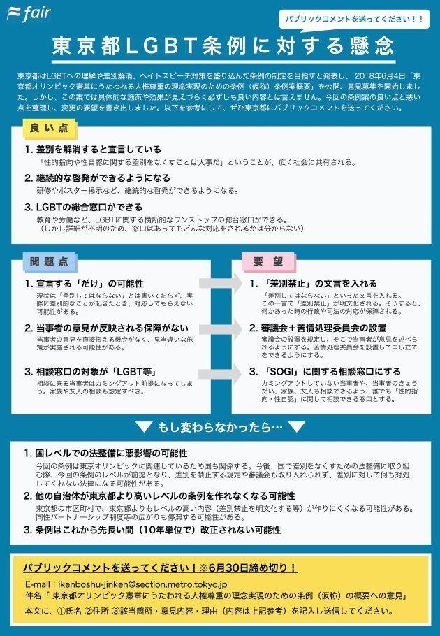 #東京都LGBT条例