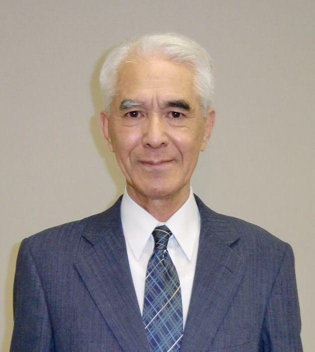 又吉イエスさん(第22回参議院議員選挙立候補時に撮影)2010年05月21日