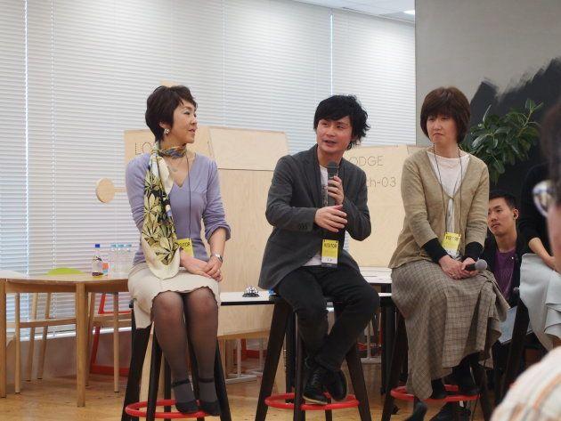 トークセッションに登壇した吉川さん