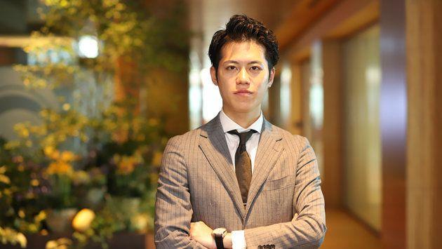 27歳。営業。自らビジネスを変える。その実感が彼を奮い立たせる。