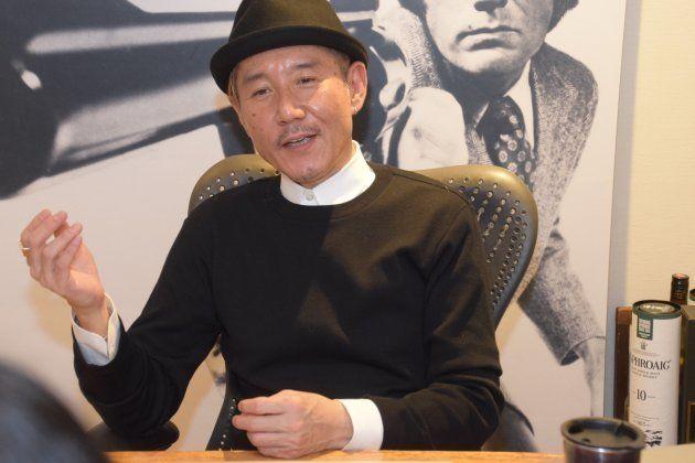 佐倉康彦(さくら・やすひこ)さん 株式会社ナカハタ クリエイティブディレクター。TCC最高賞、ACC賞など受賞多数。