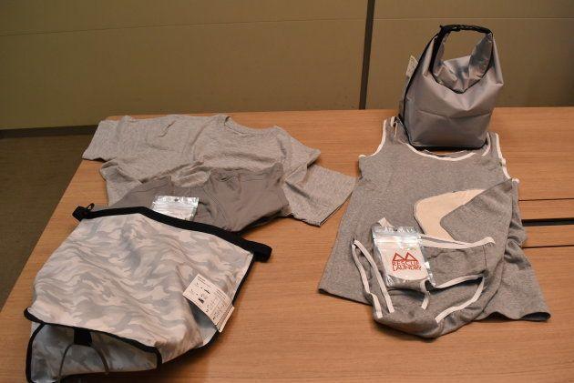 旅行先でも災害時でも、どこでも洗濯できる下着セット 男性用「レスキューガイズ」製品化に向けてクラウドファンディング