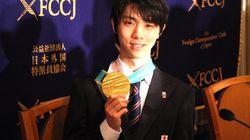 羽生結弦が「SEIMEI」への熱き思いを語る。「日本の音楽で金メダルを取れたのは歴史的なこと」