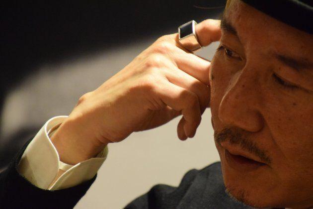 佐倉康彦(さくら・やすひこ)さん 株式会社ナカハタ クリエイティブディレクター。受賞作に「愛だろ、愛っ。」など。TCC最高賞、ACC賞など受賞多数。