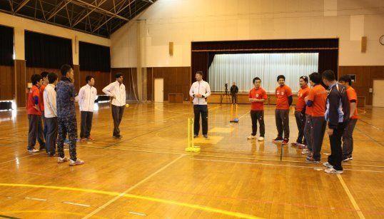 クリケットの日本代表