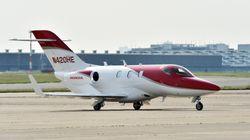 ホンダジェット、年間で世界1位に。小型ビジネスジェット機の納入数でセスナ抜く
