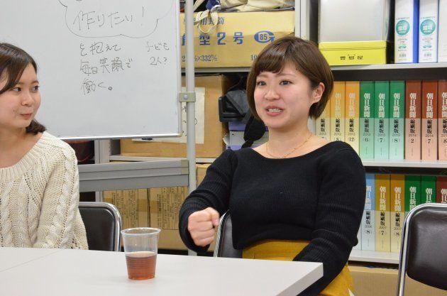 武藤愛菜さん
