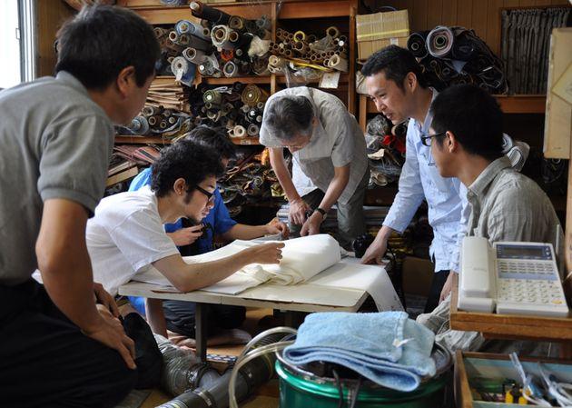 引きこもらない、公務員―富士山のふもとで布職人をまもる方法