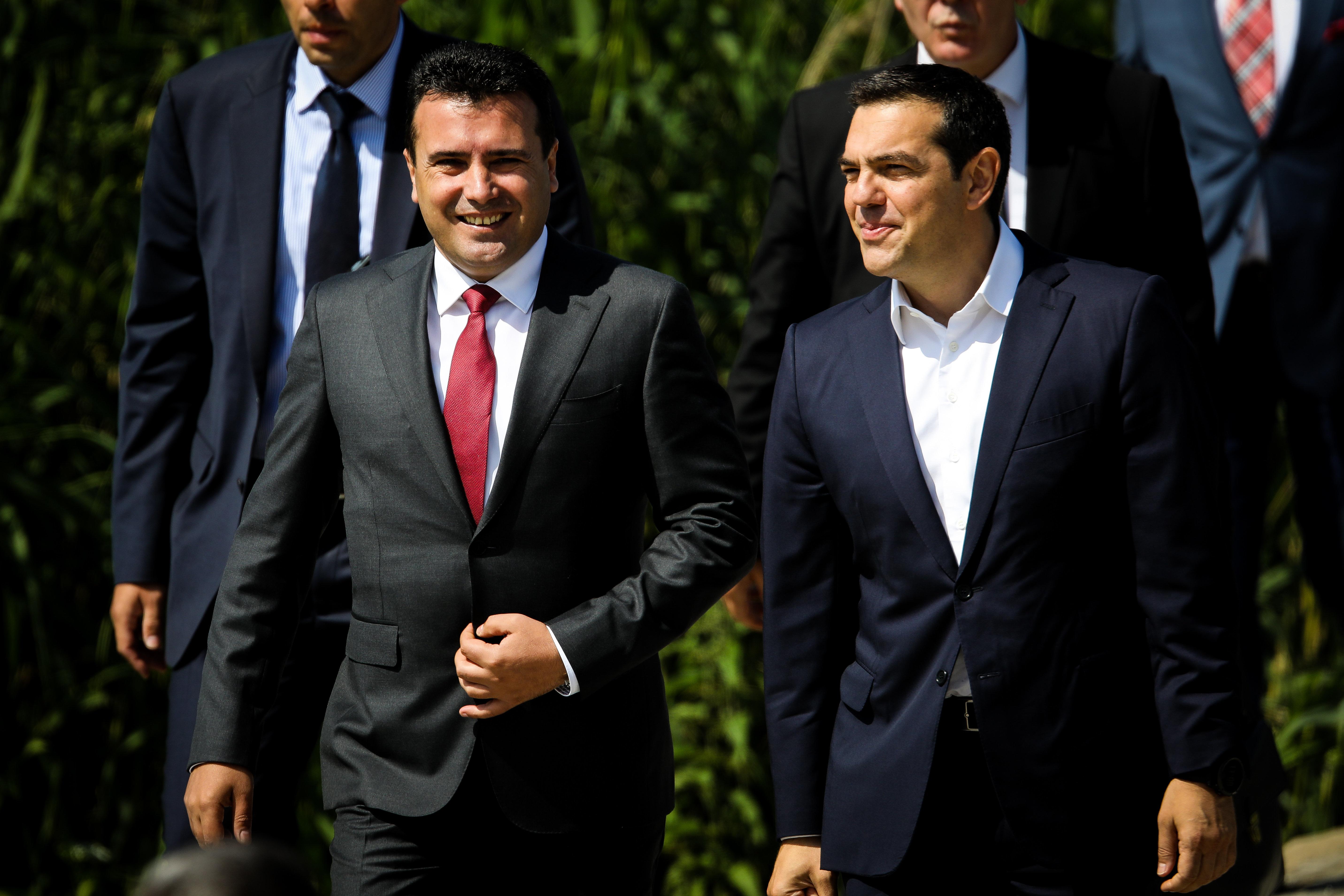 Τσίπρας και Ζάεφ και επίσημα υποψήφιοι για το Νόμπελ