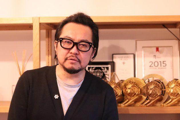 株式会社「もり」代表の原野守弘さん