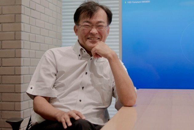 執行役員兼CTOの米谷修
