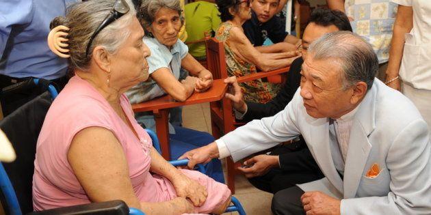 ゲバラとグラナードが立ち寄ったペルー・プカルパにある病院にて