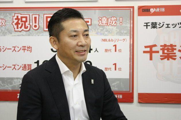 島田慎二代表