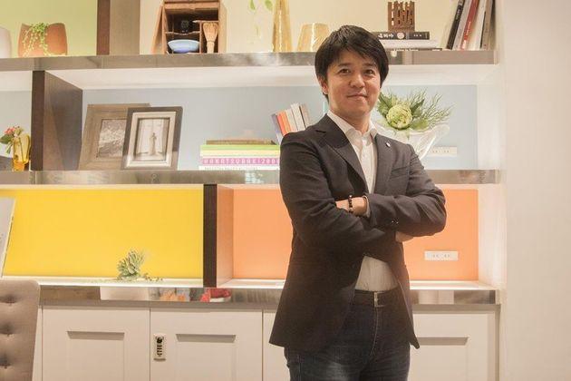 代表取締役社長の北村吉弘