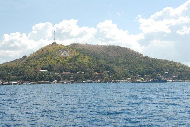 世界最大規模の隔離の島であったフィリピンのクリオン島。