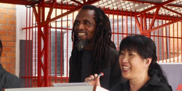 20年間、義足を無償で届けつづける日本人女性に会いたくて、ルワンダに行ってみた。