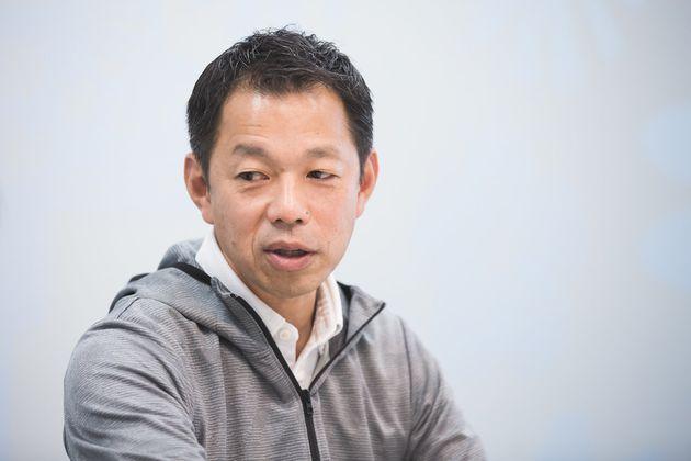 山田理(やまだ おさむ)。サイボウズ取締役副社長 兼