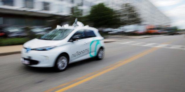 自動運転の普及と都市の形-完全自動運転が普及した社会とまちづくり。その2:研究員の眼