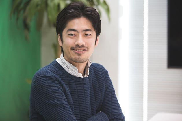 小国士朗(おぐに・しろう)さん。日本放送協会(NHK)制作局 開発推進