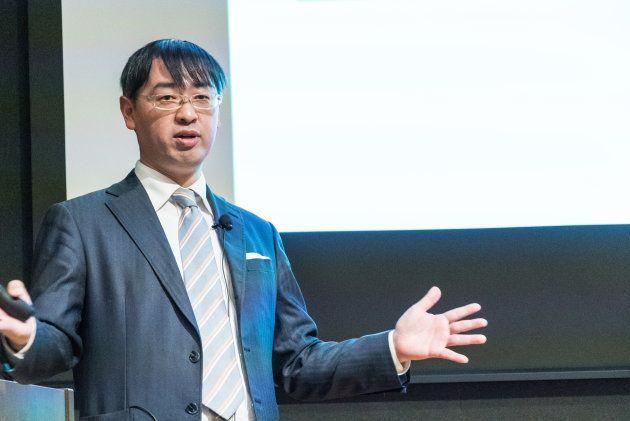 株式会社電通 ソリューション開発室 ソリューション・ディレクター 小西圭介(こにし・けいすけ)氏