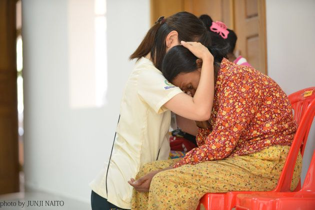 アジアの途上国で乳がんを診る