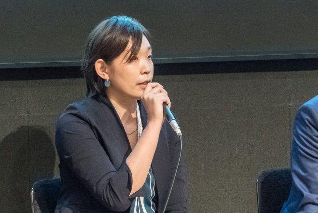 popIn株式会社 執行役員 メディア担当 西舘 亜希子 (にしだて・あきこ)氏