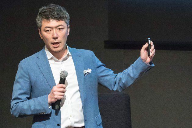 popIn株式会社 副社長 高橋大介(たかはし・だいすけ)氏