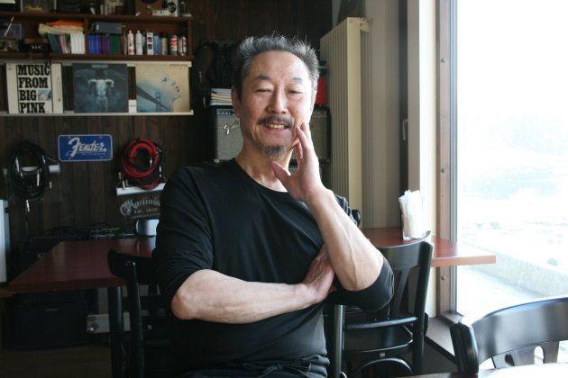「GVO」のマスター、相原晋一さん