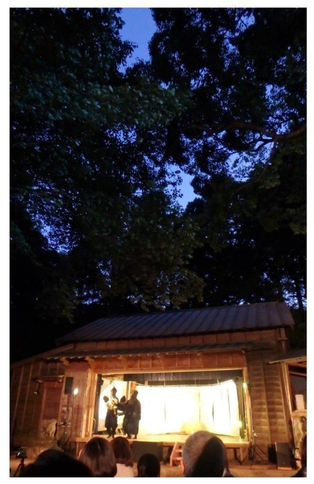 魂の宿る森の劇場-農村舞台と風力発電:研究員の眼
