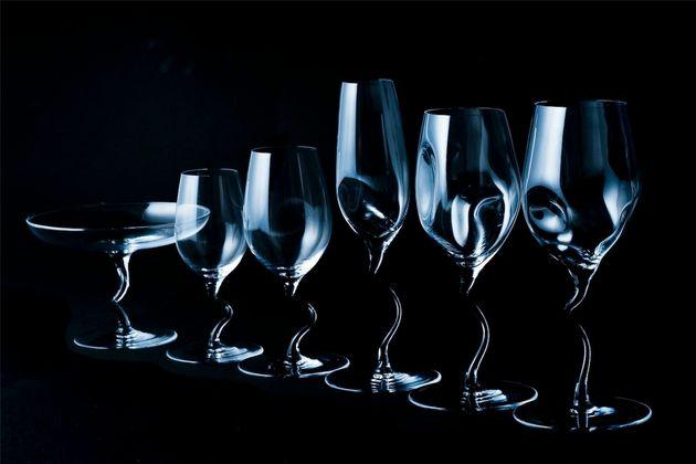 FORIEDGEの「傾奇者PROJECT」第1弾は、江戸ガラスを使ったグラスを製作・販売する。