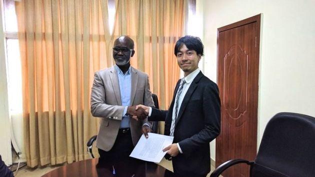 アフリカ政府の「ドローン」そのものへの関心に加え、エンジニアリングに強みを持つCLUEだからこそ、交渉にこぎ着け、協定を締結できた
