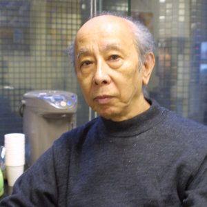 実相寺昭雄監督(2003年11月撮影)