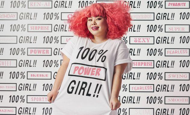 渡辺直美は「100%私らしく」生きている。NYのランウェイで魅せた、ブレない生き様