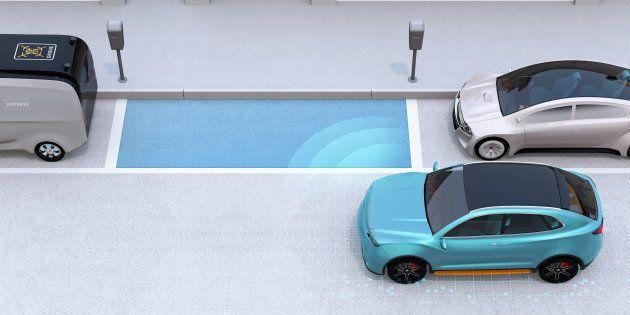 自動運転の普及と駐車場の集約化-完全自動運転が普及した社会とまちづくり。その6:研究員の眼